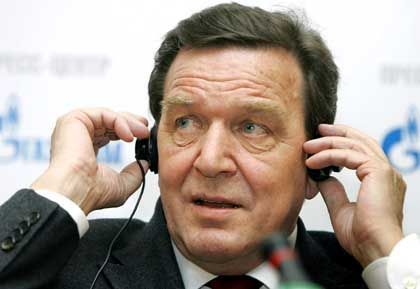 "Gerhard Schröder: ""Kompass abhanden gekommen"""