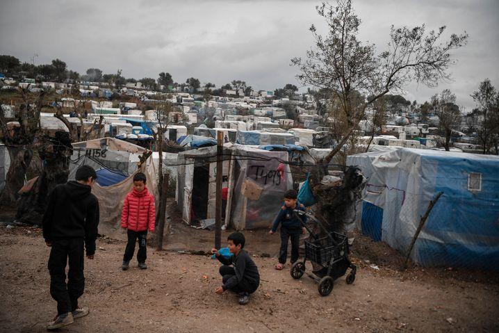 Elendslager Moria: Das griechische Asylsystem ist überlastet