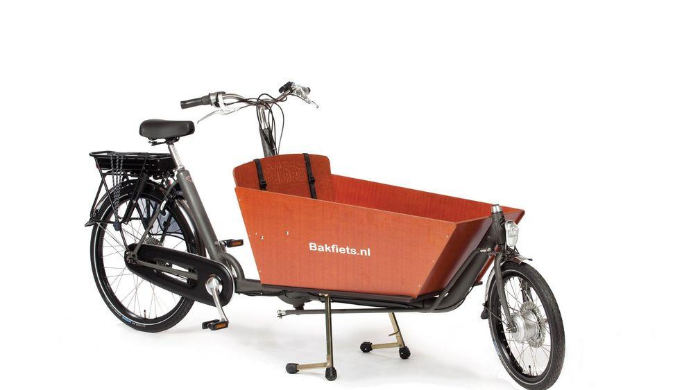 Kauf eines Lastenrads, Teil 3: Das Brot- und Butterlastenrad