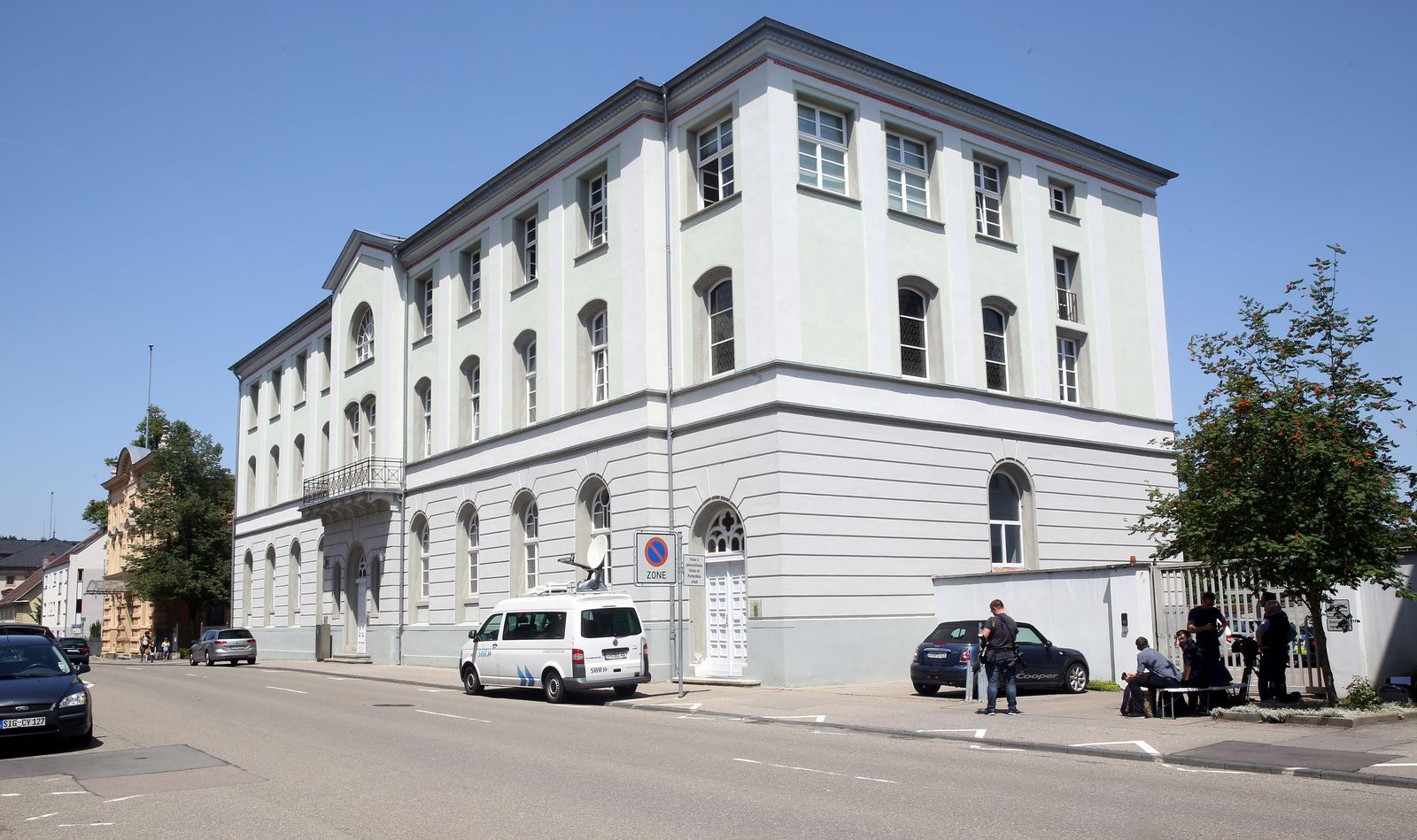 Verwaltungsgericht Sigmaringen