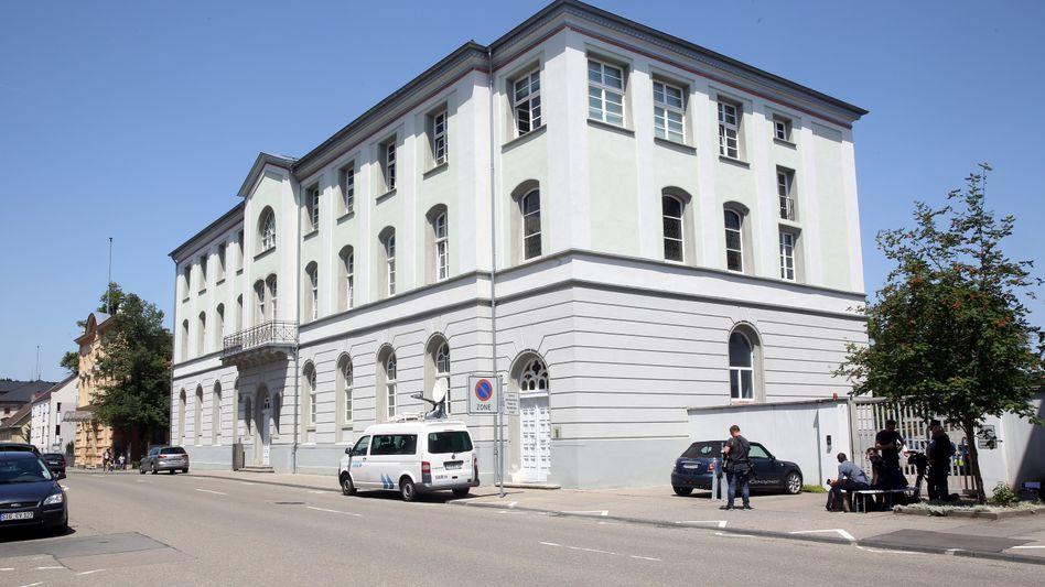 Verwaltungsgericht Sigmaringen (Archiv)