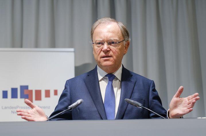 """Niedersachsens Ministerpräsident Weil (SPD): Erwartet """"lebhafte Diskussion"""" über Fünfstufenplan"""