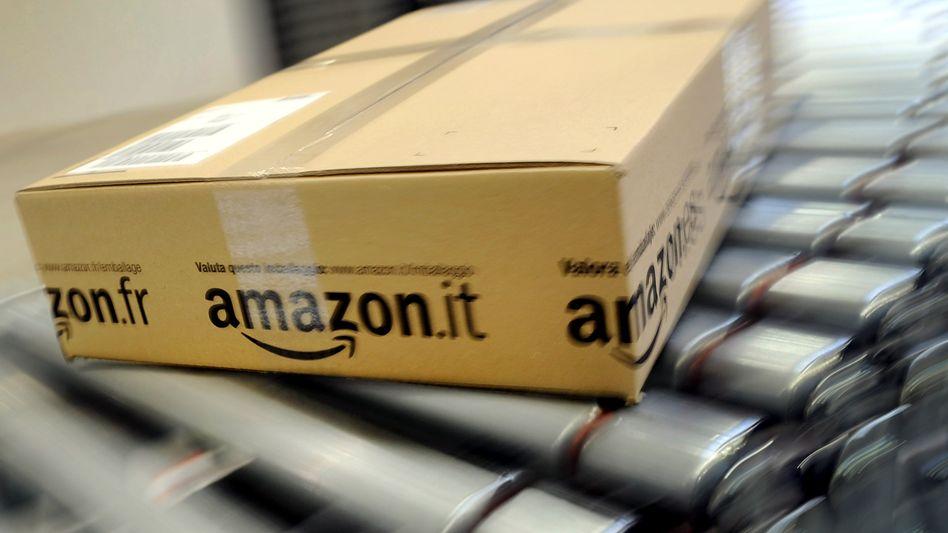 Amazon-Paket in Deutschland: Die Europa-Zentrale steht in Luxemburg
