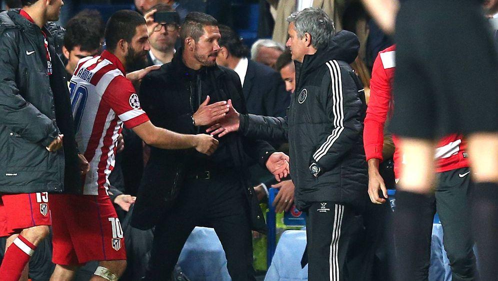FC Chelsea vs. Atlético Madrid: Drei Tore fürs Finale