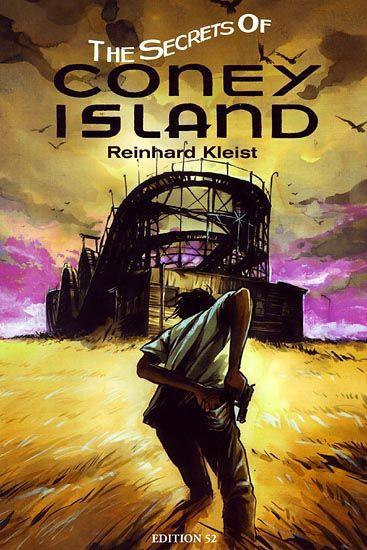 "Kleist-Comic ""The Secrets of Coney Island"": Horror im Vergnügungspark"