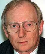 Der Bitkom-Vorsitzende Volker Jung brachte den Stein ins Rollen