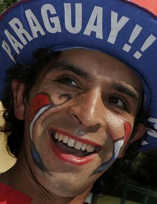 Paraguay is hoping to get past the final 16.