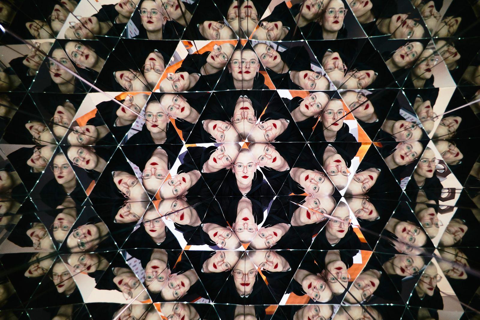 Kaleidoskop Portrait