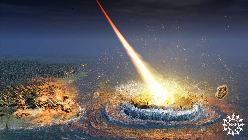 Chiemgau-Impakt: Der Streit um den Kelten-Kometen