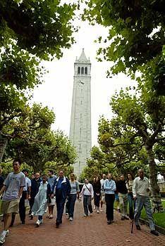 """Berkeley-Campus: """"Kein Waffenstillstand"""""""