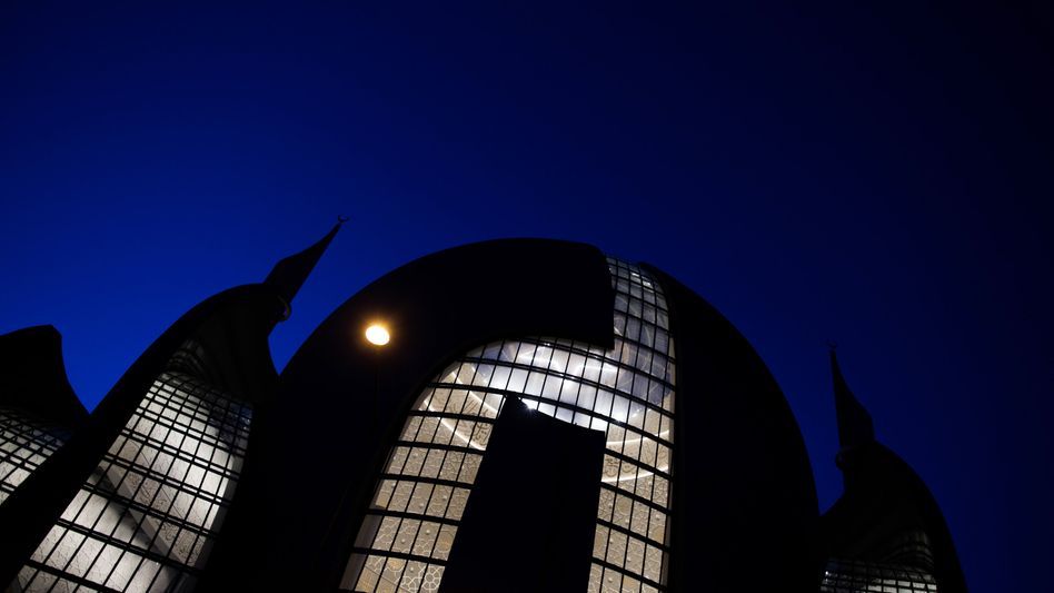 Zentralmoschee der Ditib in Köln
