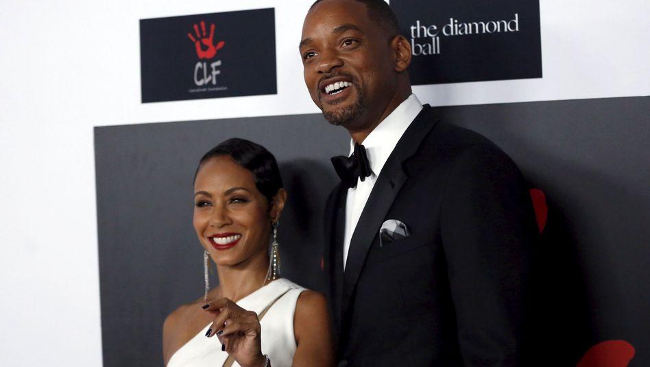 Will Smith und Jada Pinkett Smith sind seit 1997 verheiratet. Das Paar hat zwei Kinder