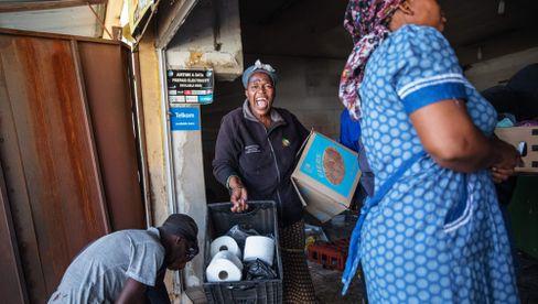 ANC-Schatzmeister Paul Mashatile über Migration nach