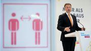 Lindner will mehr Schuldenbremse