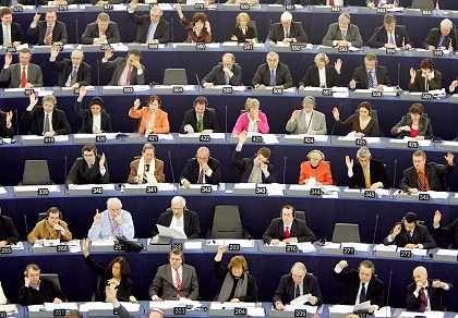 EU-Parlament: Union nicht Lösung, sondern Teil des Problems