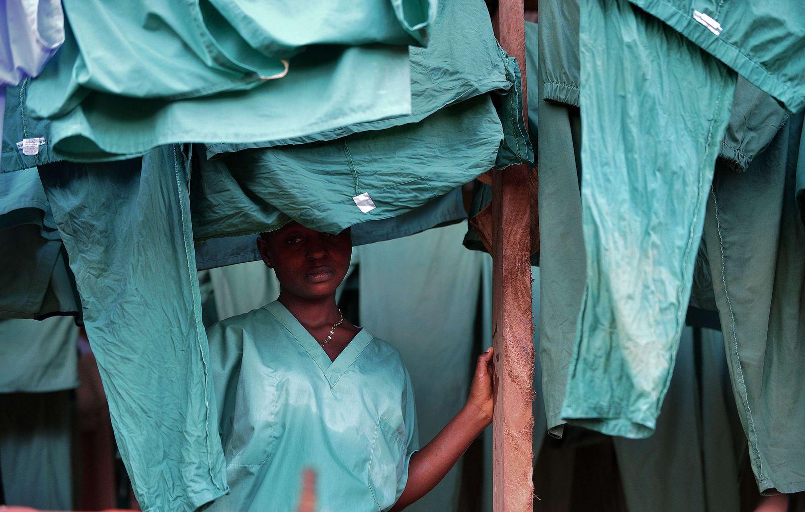 Ebola MSF Sierra Leone