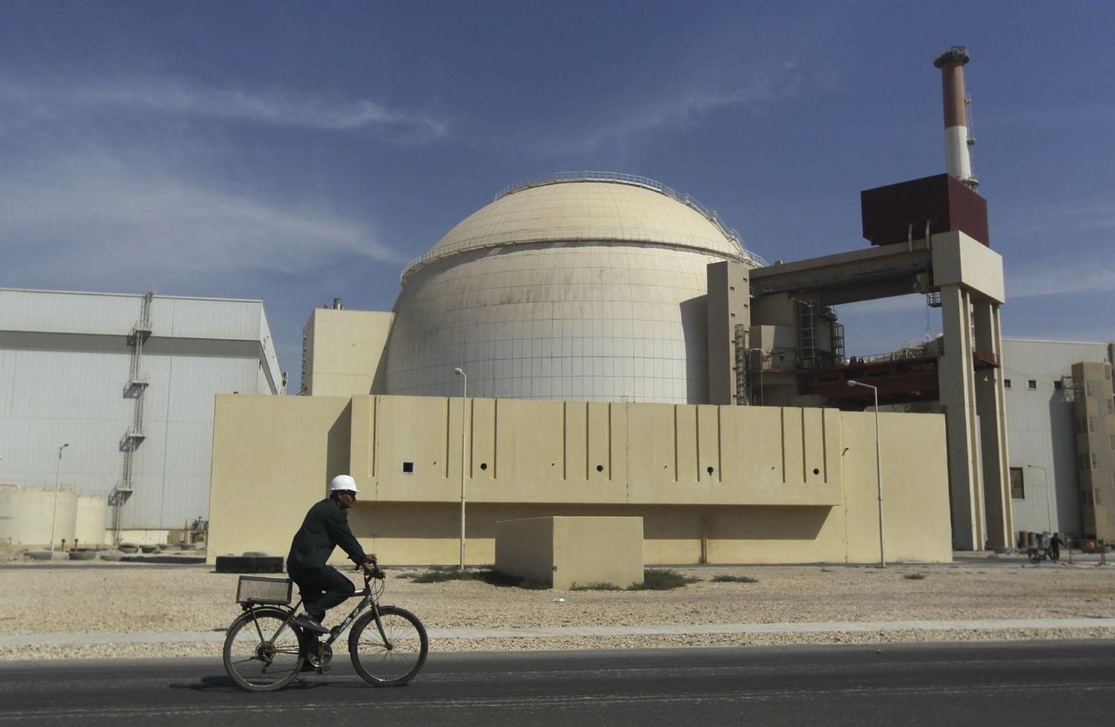 iran rüstung reaktor