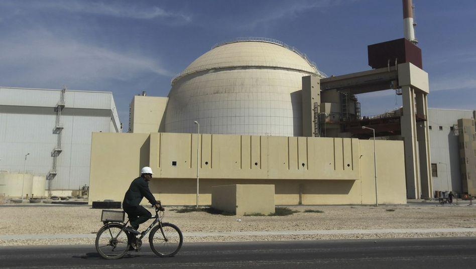 Iranische Nuklearanlage Buschehr (Archiv)