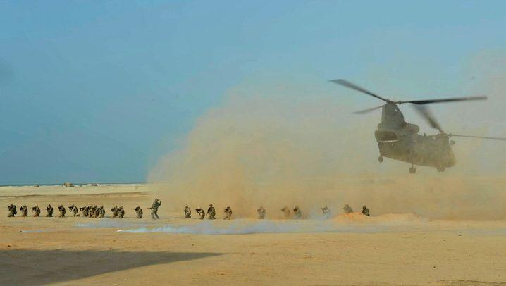 Abu Dhabi: Macht und Wille