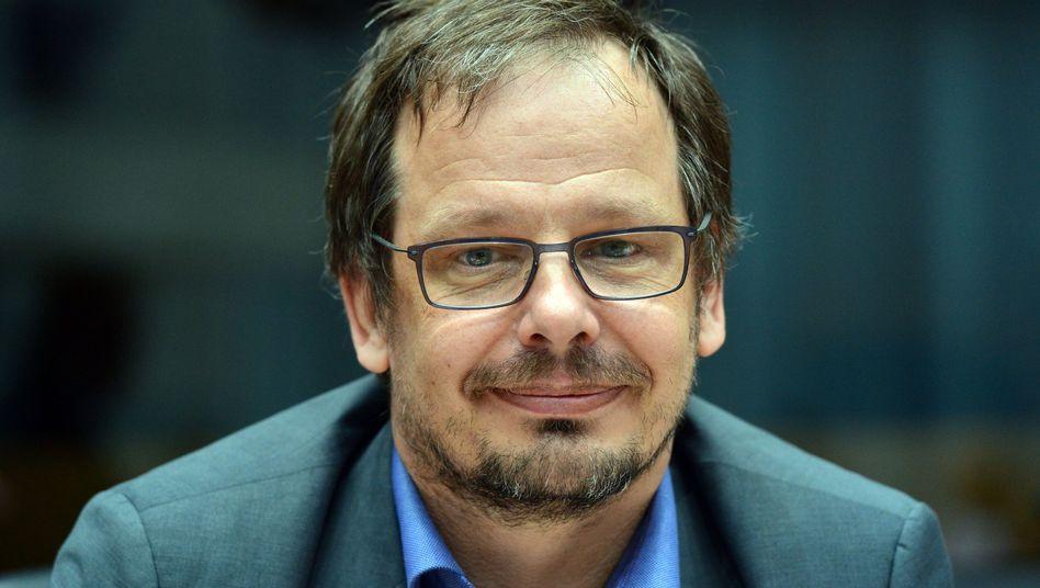 ARD-Journalist Hajo Seppelt