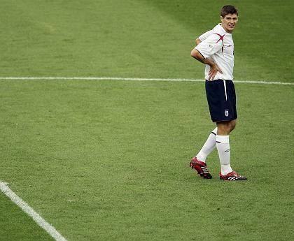 """Englischer Nationalspieler Gerrard: """"So erreichen wir nichts"""""""