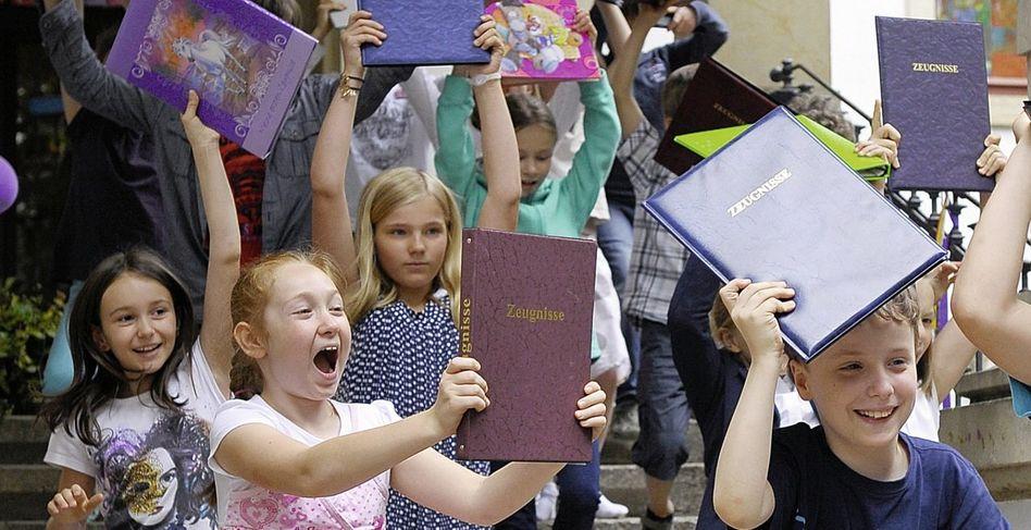 Drittklässler in Dresden: Eltern wünschen das Bekannte, Lehrer das Machbare