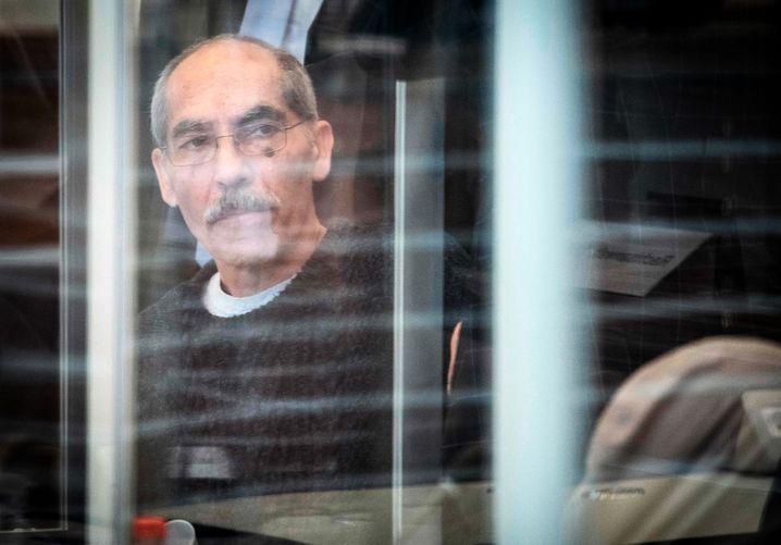 Anwar Raslan vor Gericht in Koblenz