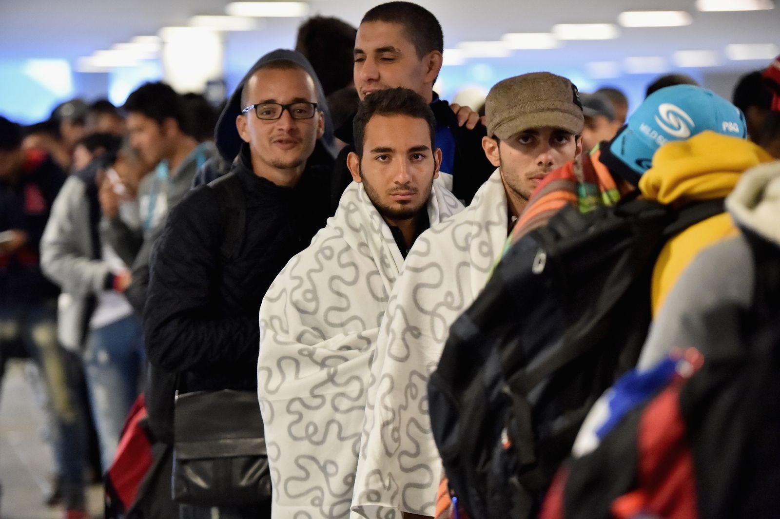 Ungarn/ Flüchtlinge/ Migranten