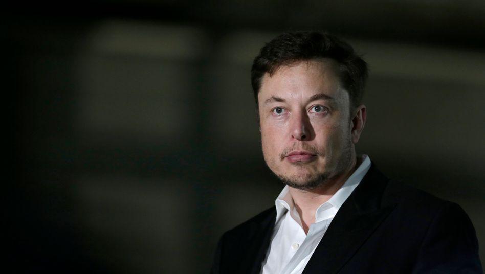"""Multi-Gründer Musk: """"Ich brauche das Geld nicht. Ich widme mich dem Mars und der Erde."""""""