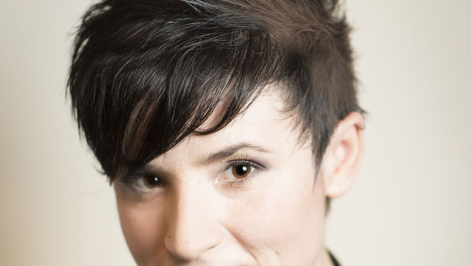 Autorin Laurie Penny