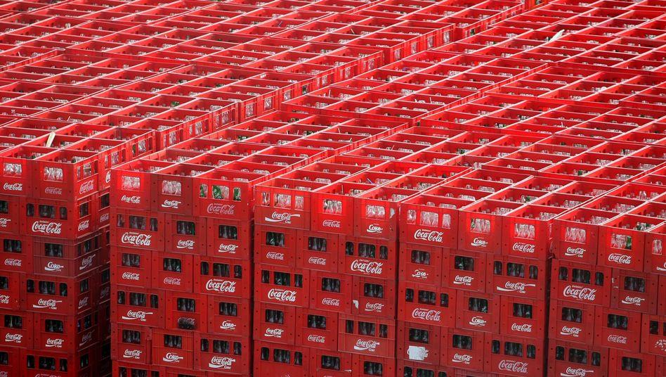 Coca-Cola-Getränkekisten: Transparenz jetzt auch in Europa