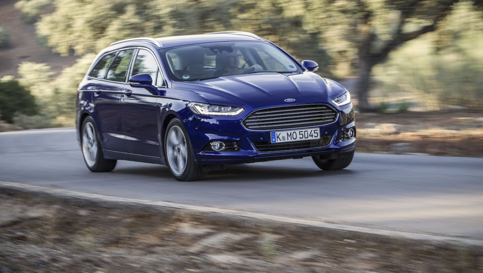 Der Neue Ford Mondeo Im Test Und Preise Der Spiegel