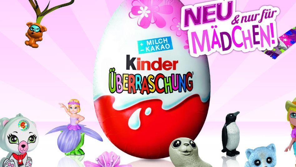 Kinder-Überraschung: Der Süßwarenkonzern hat sich die Endung .kinder im Internet gesichert