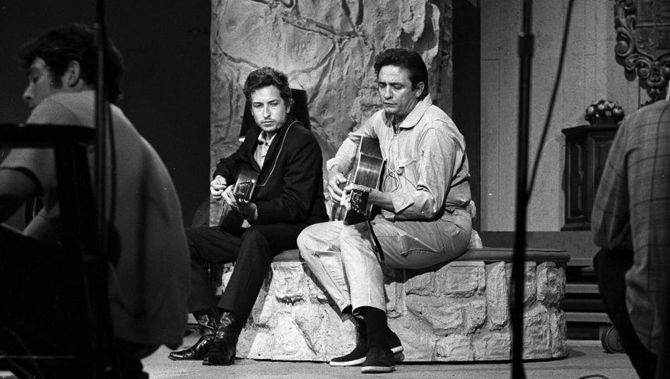 Dylan und Cash (1969)