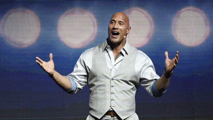 "Dwayne ""The Rock"" Johnson: Vom Film in die Politik?"