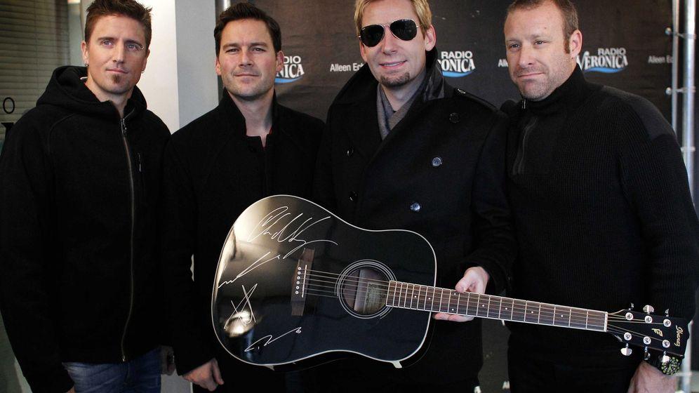 Online-Protest gegen Nickelback: Die eigene Musik als Höchststrafe