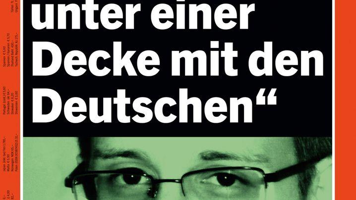 Snowden-Enthüllungen im SPIEGEL: Die wichtigsten Titelseiten