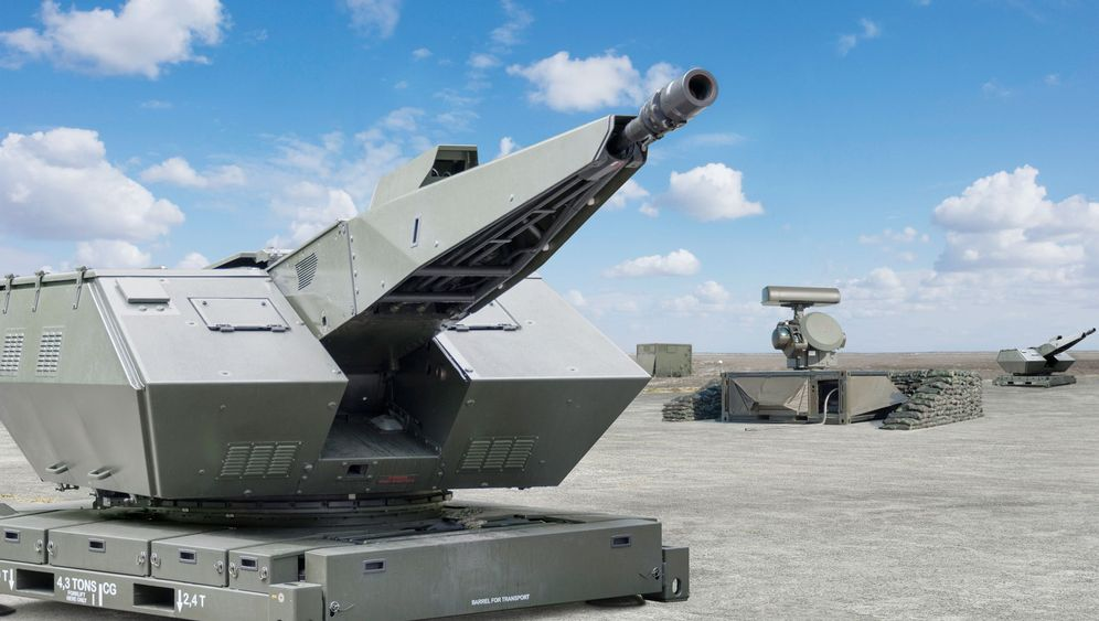 Autonome Waffen: Roboter mit Kanonen