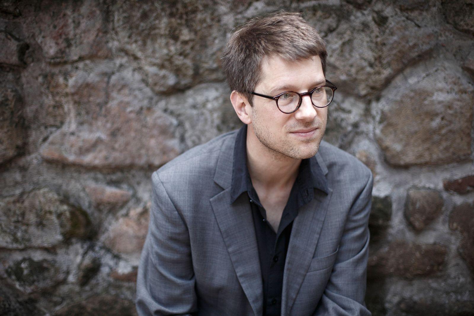 EINMALIGE VERWENDUNG Leipziger Buchpreis/ Jan Wagner