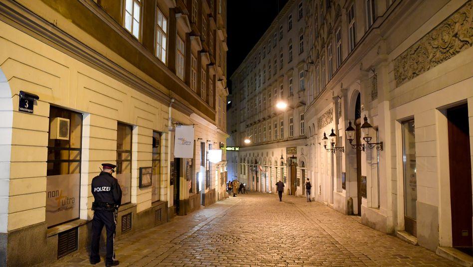 Einer der Tatorte in Wien