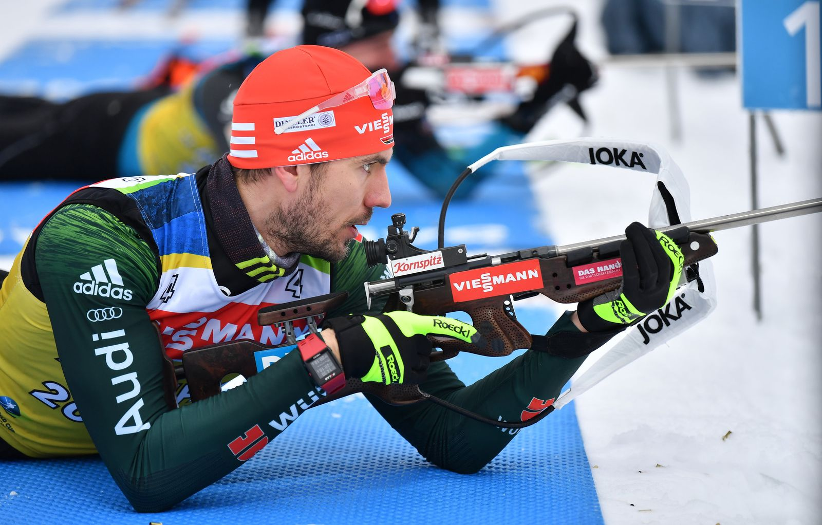 Biathleten starten ins Olympia-Jahr