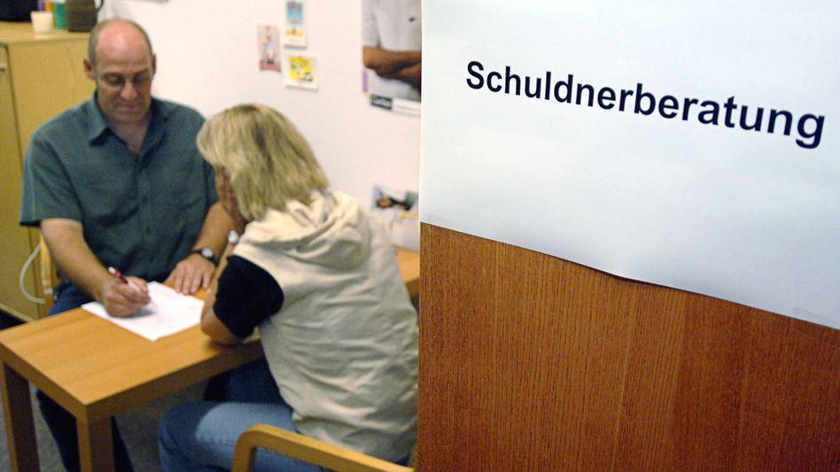 Schuldnerberatung in Hannover (Archivbild)