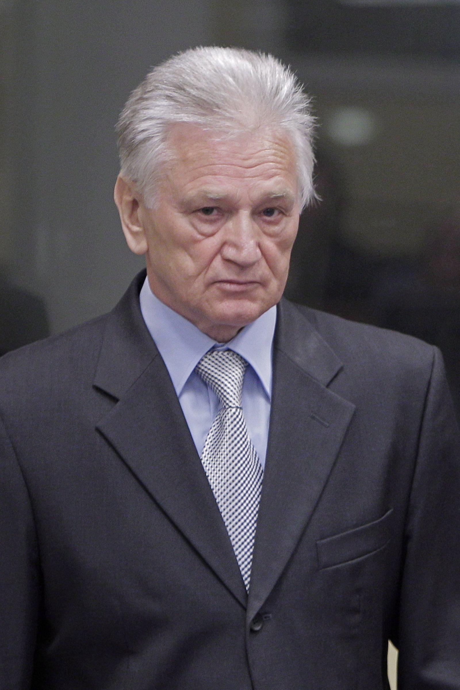 Milosevic's general guilty of war crimes