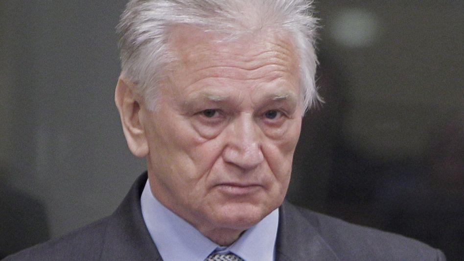 Muss 27 Jahre ins Gefängnis - Ex-General Perisic