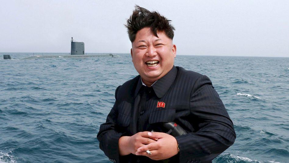 Spekulationen bestätigt: Nordkorea meldeterfolgreichen Test einer Wasserstoffbombe