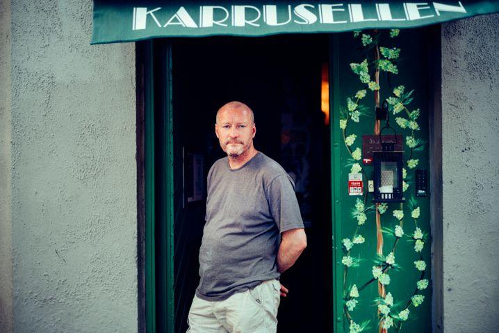 Wirt Arne Rasmussen: »Die Leute wollen das alles hier nicht länger«