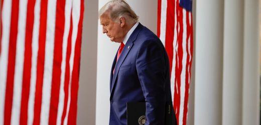 Donald Trump gegen Joe Biden: Historiker Sean Wilentz warnt vor Aushöhlung der US-Demokratie