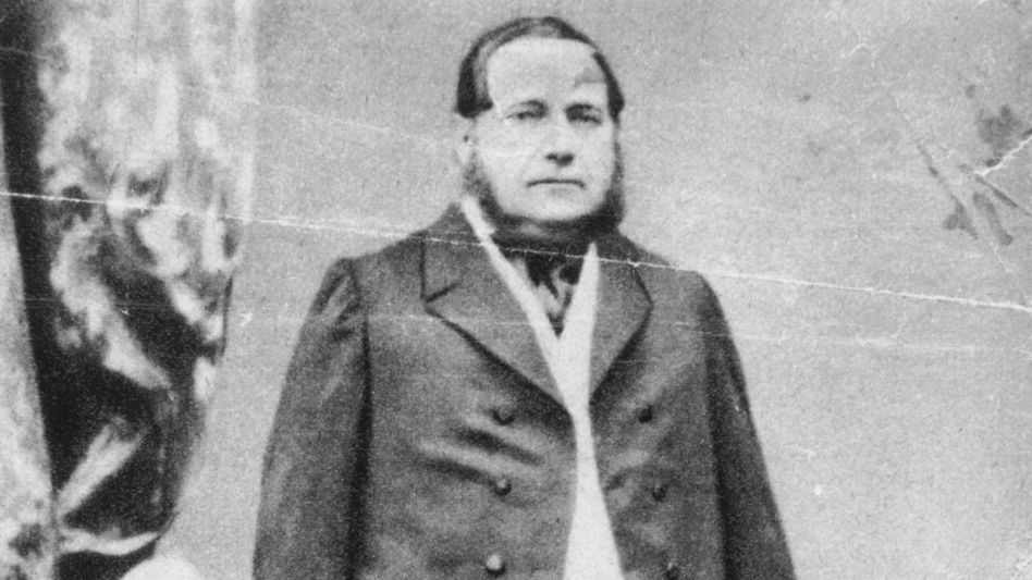 Der Dichter Adalbert Stifter lebte von 1805 bis 1868