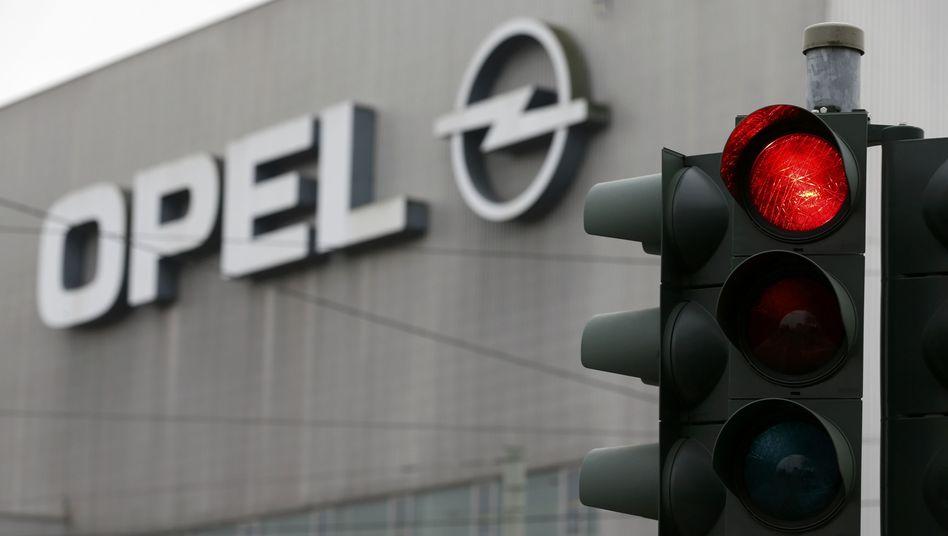 Opel-Werk in Bochum