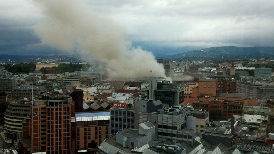 Explosion von Breiviks Bombe in Oslo: Zum Weltbild geronnene Ressentiments